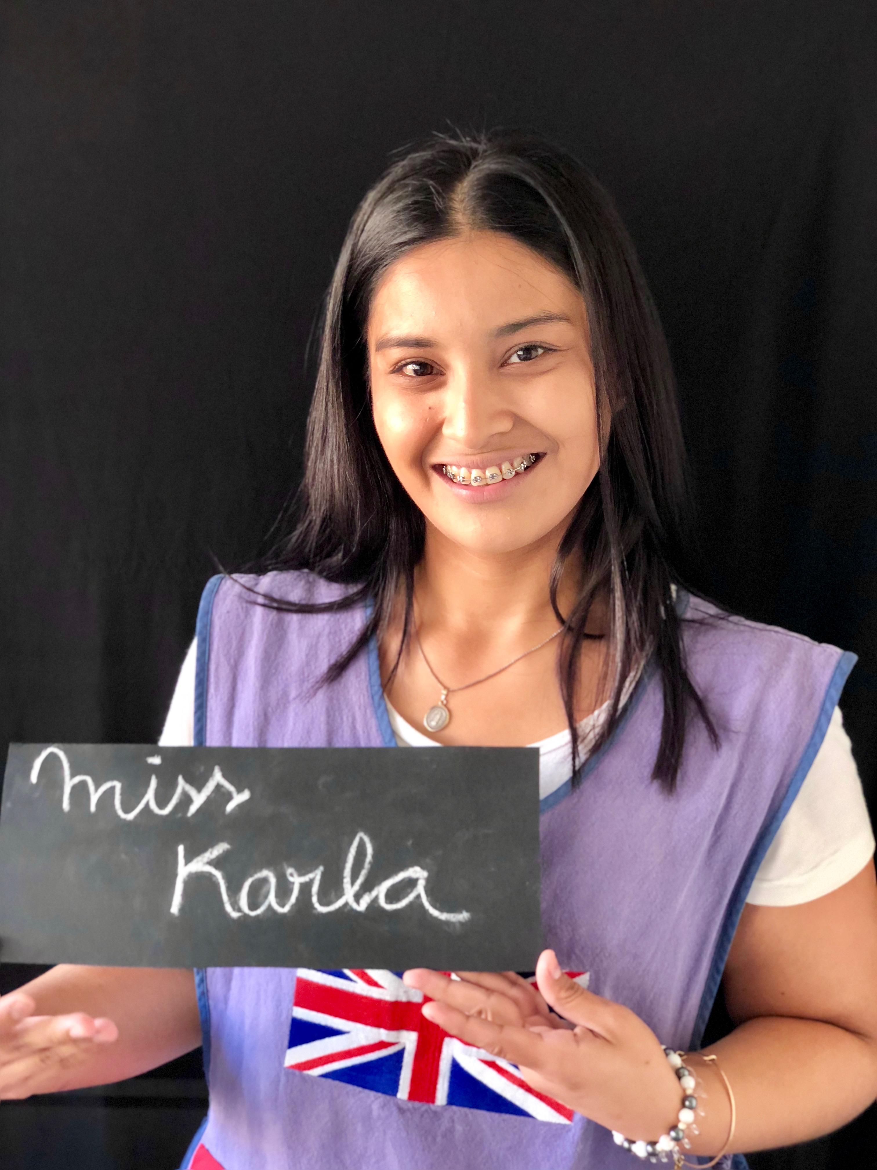 Miss Karla
