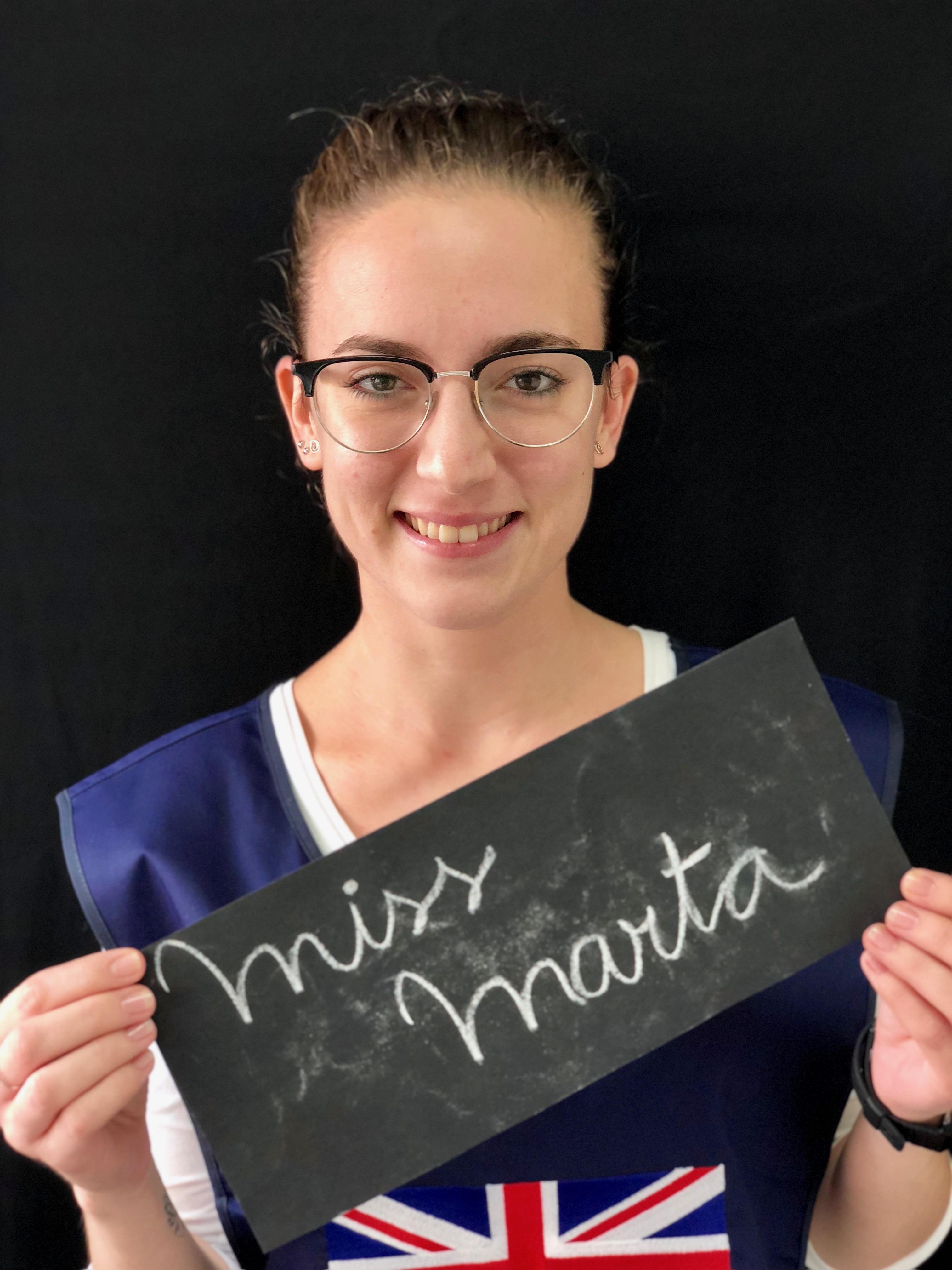 Miss Marta