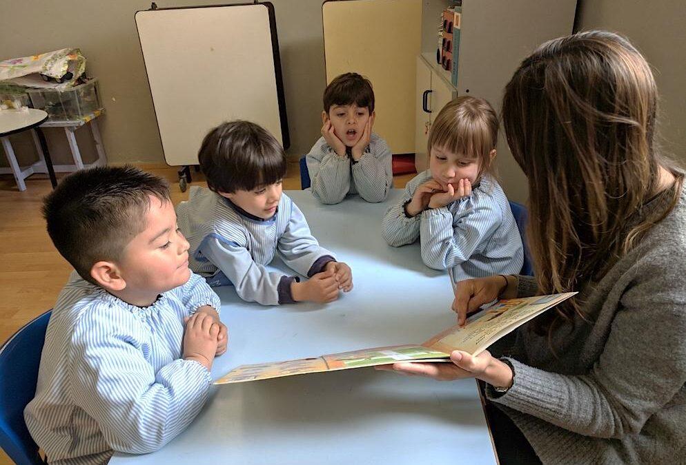 El psicòleg a la Llar d'Infants