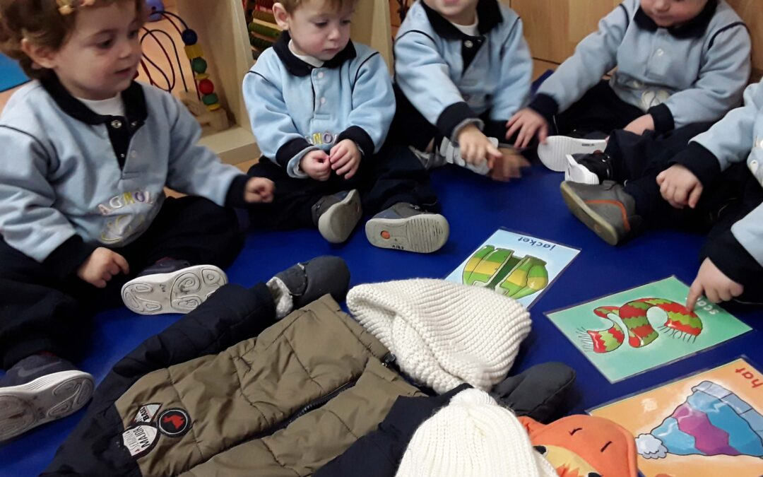 Learning about winter!