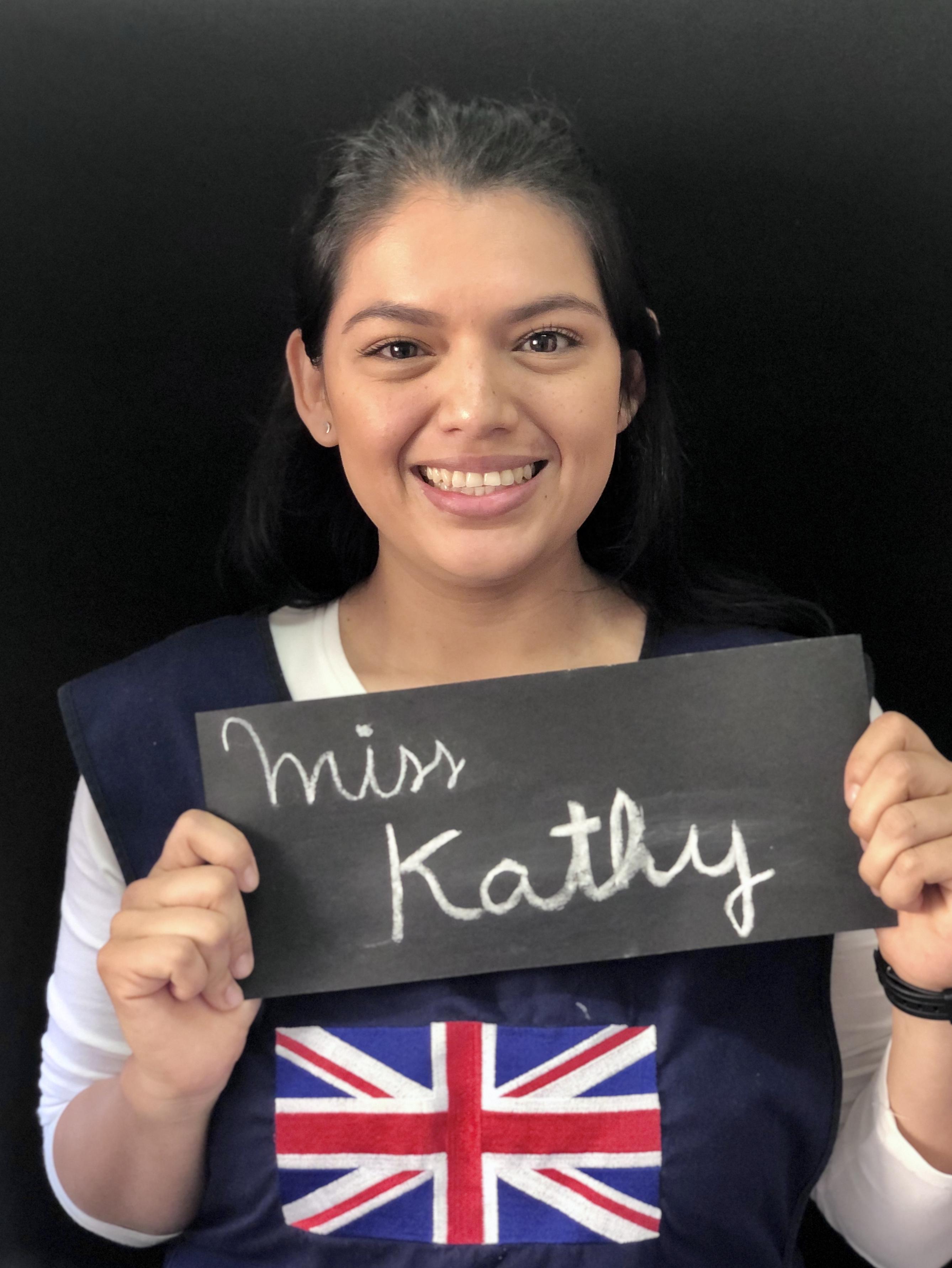 Miss Kathy
