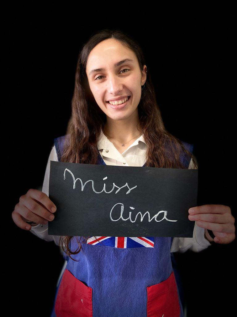 Miss Aina